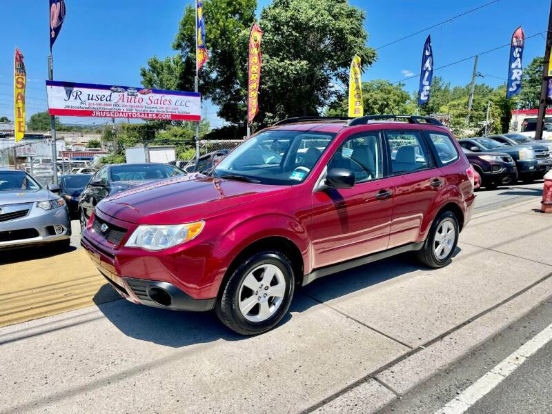 2011 Subaru Forester for sale at JR Used Auto Sales in North Bergen NJ