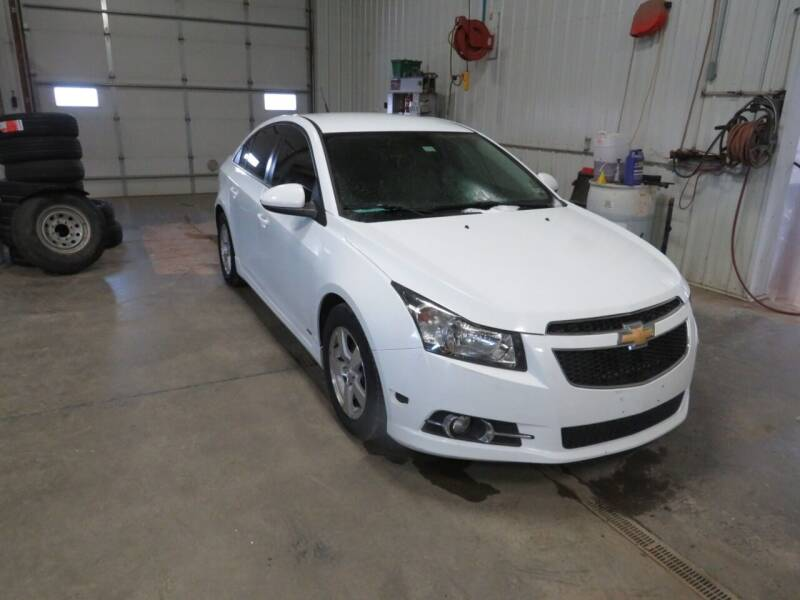 2014 Chevrolet Cruze for sale at Grey Goose Motors in Pierre SD