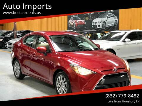 2016 Scion iA for sale at Auto Imports in Houston TX