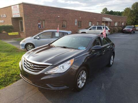 2012 Hyundai Sonata for sale at ARA Auto Sales in Winston-Salem NC
