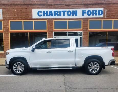 2019 Chevrolet Silverado 1500 for sale at Chariton Ford in Chariton IA