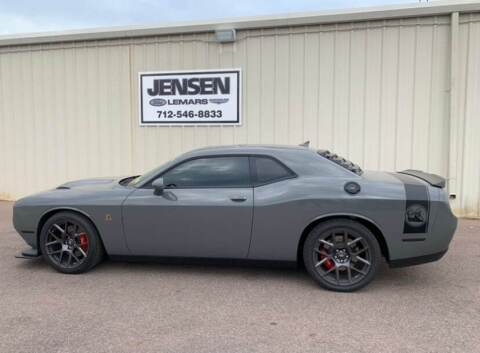 2019 Dodge Challenger for sale at Jensen's Dealerships in Sioux City IA