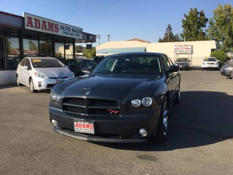 2007 Dodge Charger for sale at Adams Auto Sales in Sacramento CA