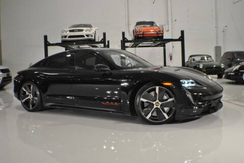 2020 Porsche Taycan for sale at Euro Prestige Imports llc. in Indian Trail NC