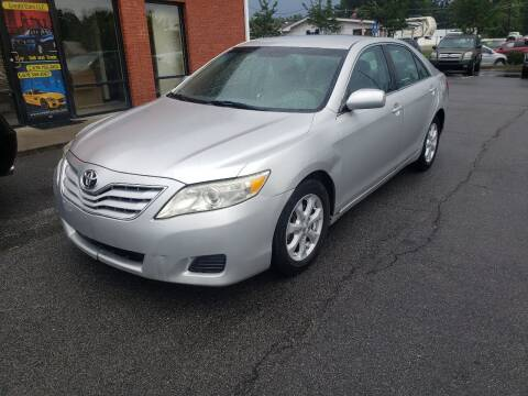 2011 Toyota Camry for sale at Credit Cars LLC in Lawrenceville GA