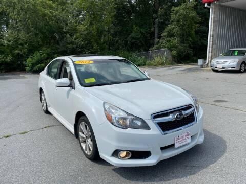 2014 Subaru Legacy for sale at Gia Auto Sales in East Wareham MA