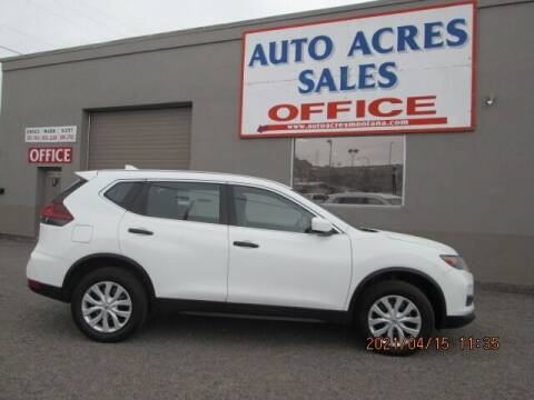 2019 Nissan Rogue for sale at Auto Acres in Billings MT