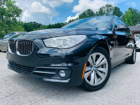 2016 BMW 5 Series for sale at Classic Luxury Motors in Buford GA