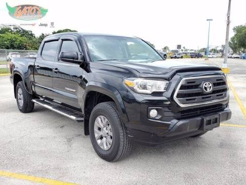 2017 Toyota Tacoma for sale at GATOR'S IMPORT SUPERSTORE in Melbourne FL