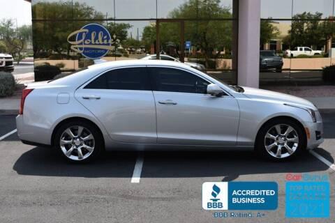 2015 Cadillac ATS for sale at GOLDIES MOTORS in Phoenix AZ