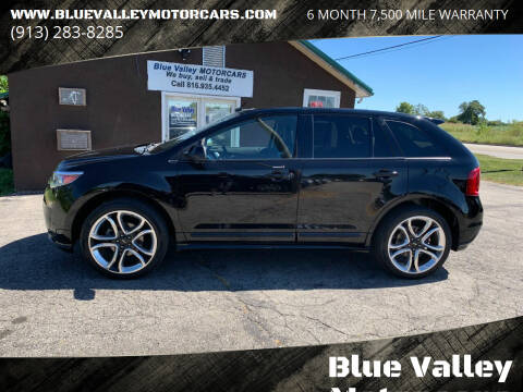 2011 Ford Edge for sale at Blue Valley Motorcars in Stilwell KS