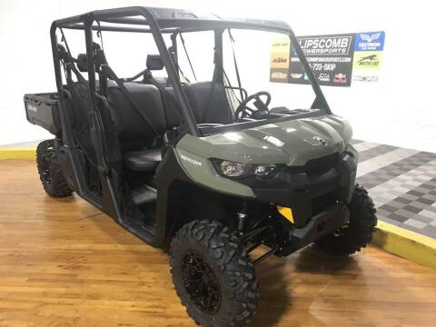 2021 Can-Am Defender MAX DPS HD8 for sale at Lipscomb Powersports in Wichita Falls TX