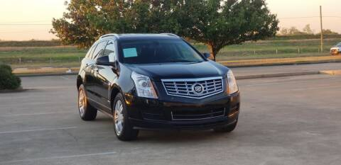 2016 Cadillac SRX for sale at America's Auto Financial in Houston TX