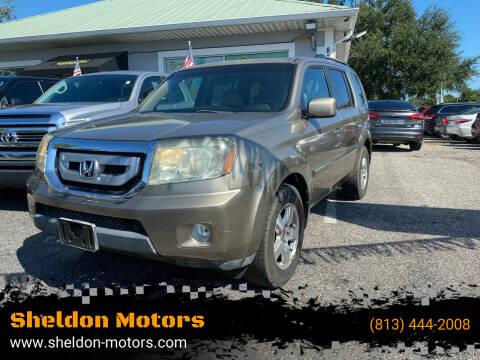 2011 Honda Pilot for sale at Sheldon Motors in Tampa FL