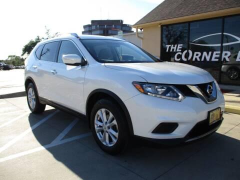 2015 Nissan Rogue for sale at Cornerlot.net in Bryan TX