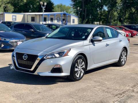 2020 Nissan Altima for sale at USA Car Sales in Houston TX
