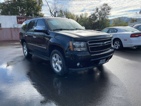 2009 Chevrolet Tahoe for sale at City Center Cars and Trucks in Roseburg OR