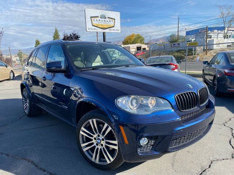 2011 BMW X5 for sale at CarSmart Auto Group in Murray UT