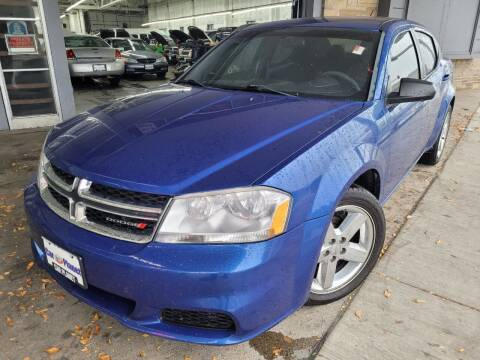 2013 Dodge Avenger for sale at Car Planet Inc. in Milwaukee WI
