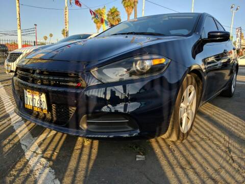 2015 Dodge Dart for sale at Best Deal Auto Sales in Stockton CA