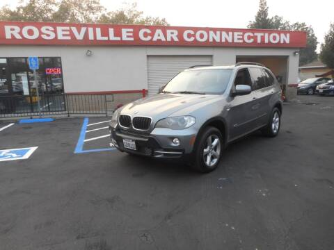 2007 BMW X5 for sale at ROSEVILLE CAR CONNECTION in Roseville CA