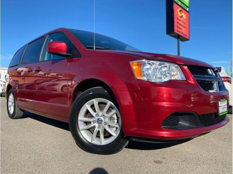 2015 Dodge Grand Caravan for sale at MADERA CAR CONNECTION in Madera CA