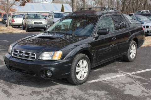 2006 Subaru Baja for sale at Auto Bahn Motors in Winchester VA
