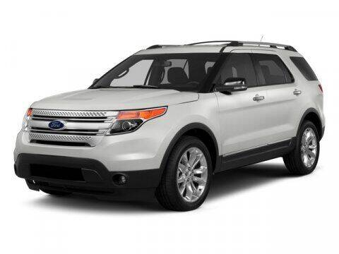 2015 Ford Explorer for sale at Hawk Ford of St. Charles in St Charles IL