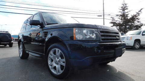 2006 Land Rover Range Rover Sport for sale at Action Automotive Service LLC in Hudson NY