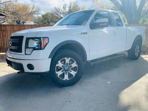 2013 Ford F-150 for sale at DFW Auto Provider in Haltom City TX