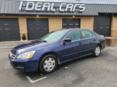 2007 Honda Accord for sale at I-Deal Cars in Harrisburg PA