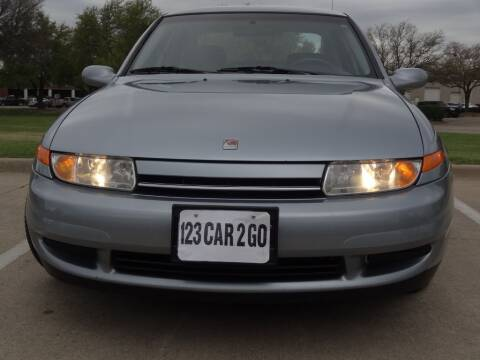 2002 Saturn L-Series for sale at 123 Car 2 Go LLC in Dallas TX