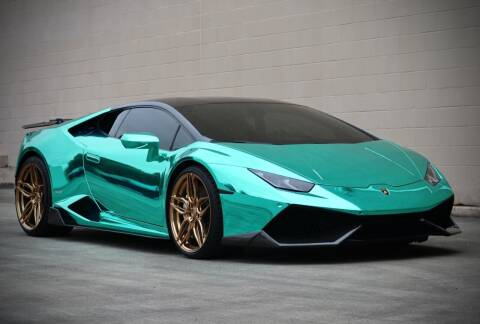 2016 Lamborghini Huracan for sale at MS Motors in Portland OR