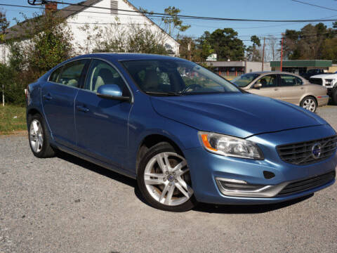 2014 Volvo S60 for sale at Auto Mart in Kannapolis NC