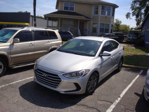 2018 Hyundai Elantra for sale at Mikano Auto Sales in Orlando FL