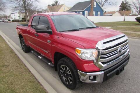 2017 Toyota Tundra for sale at First Choice Automobile in Uniondale NY