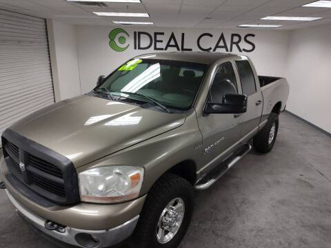 2006 Dodge Ram Pickup 2500 for sale at Ideal Cars Atlas in Mesa AZ