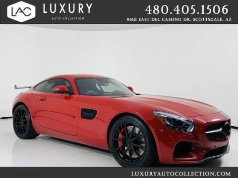 2017 Mercedes-Benz AMG GT for sale at Luxury Auto Collection in Scottsdale AZ