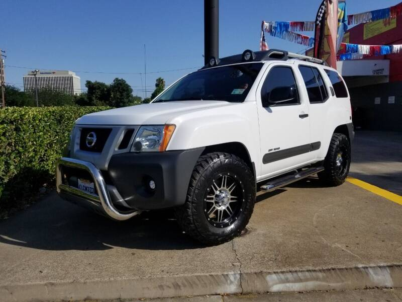 2010 Nissan Xterra for sale at STREET DESIGNS in Upland CA