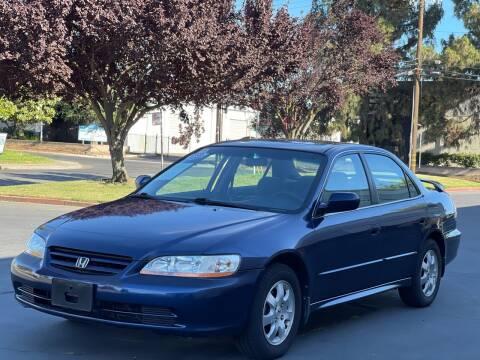 2001 Honda Accord for sale at AutoAffari LLC in Sacramento CA