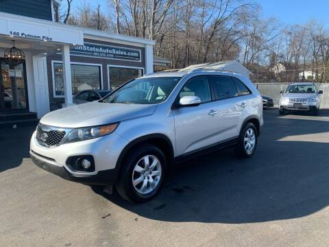 2012 Kia Sorento for sale at Ocean State Auto Sales in Johnston RI