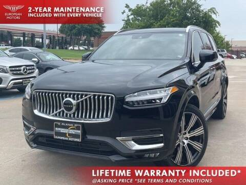 2020 Volvo XC90 for sale at European Motors Inc in Plano TX