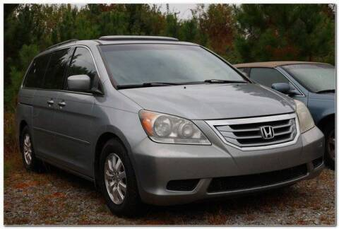 2009 Honda Odyssey for sale at WHITE MOTORS INC in Roanoke Rapids NC