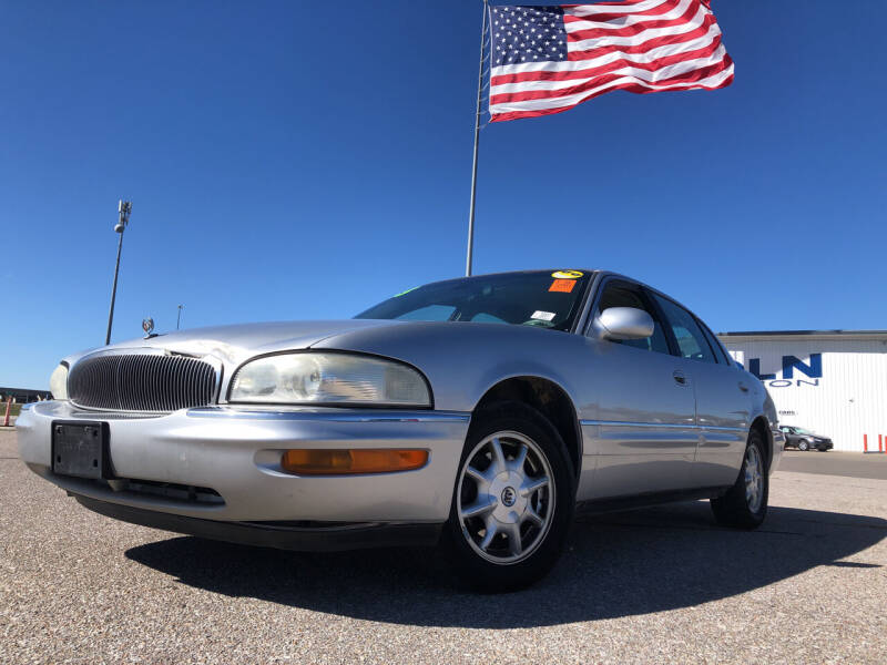 2003 Buick Park Avenue for sale at Sonny Gerber Auto Sales in Omaha NE