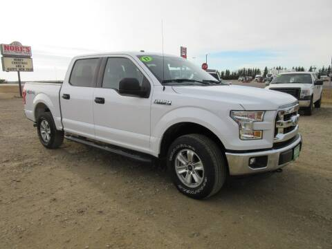 2017 Ford F-150 for sale at Nore's Auto & Trailer Sales - Vehicles in Kenmare ND