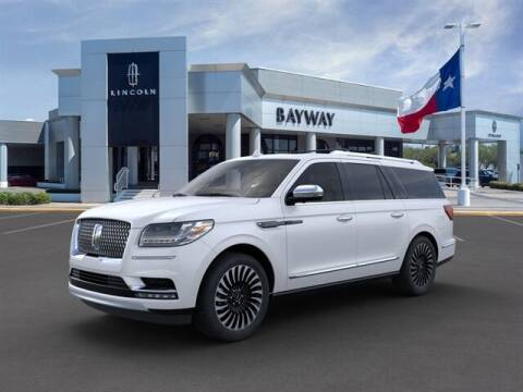 2020 Lincoln Navigator L for sale at BAYWAY Certified Pre-Owned in Houston TX