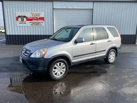 2005 Honda CR-V for sale at Highway 9 Auto Sales - Visit us at usnine.com in Ponca NE