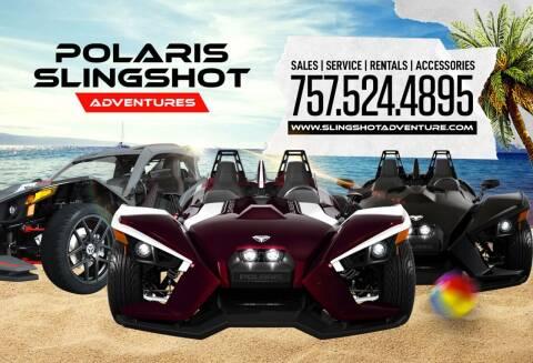 2020 Polaris Slingshot for sale at Slingshot Adventures in Virginia Beach VA