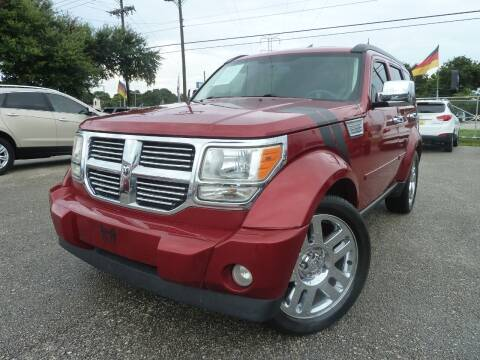 2008 Dodge Nitro for sale at Das Autohaus Quality Used Cars in Clearwater FL