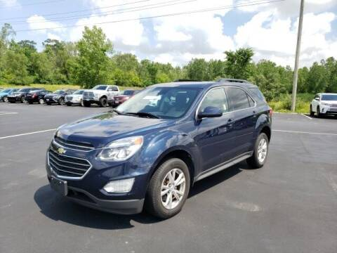 2017 Chevrolet Equinox for sale at White's Honda Toyota of Lima in Lima OH